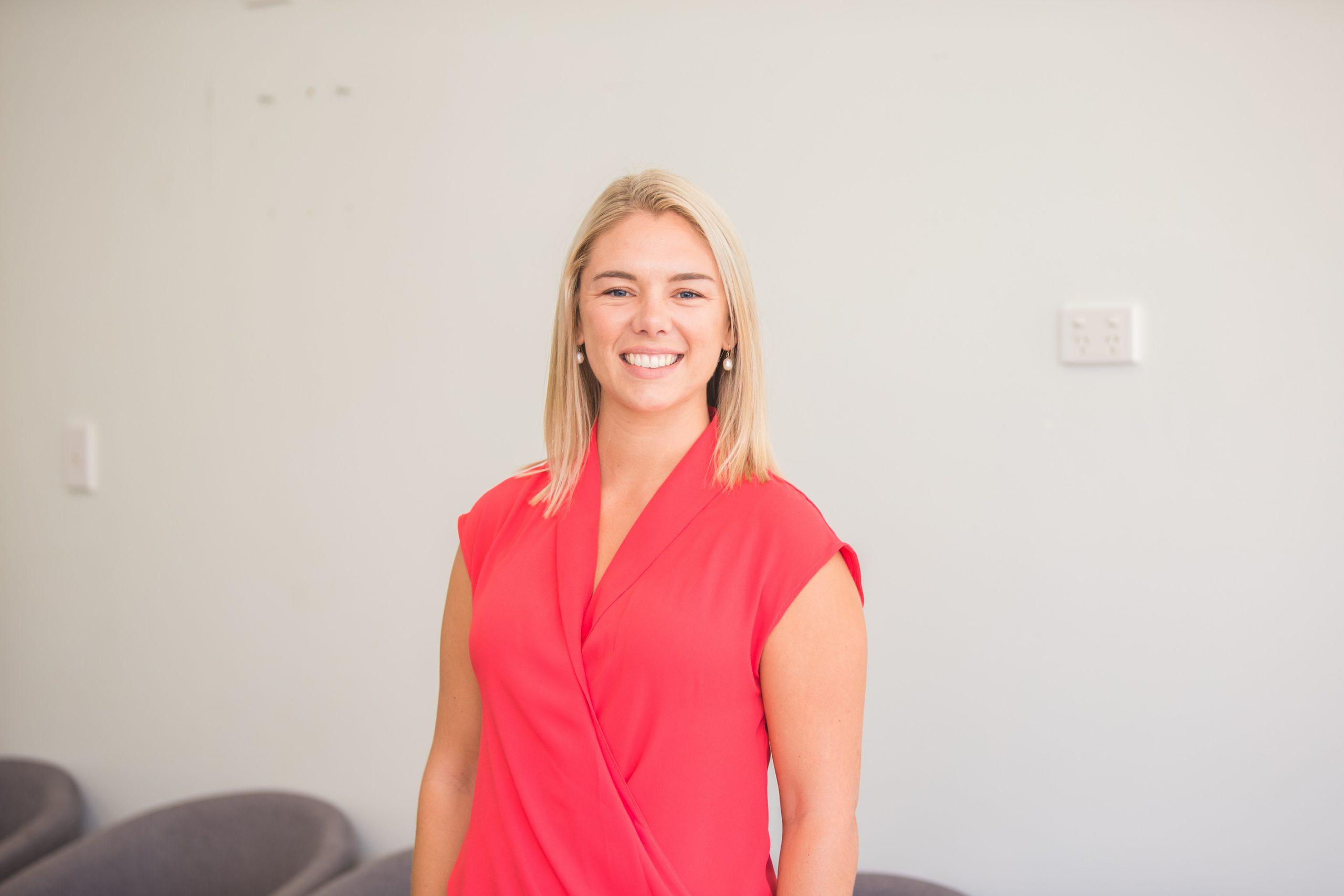 Dr Lucy Youren - Owner of Total Health Chiropractic