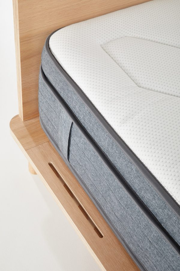 close up of eva mattress